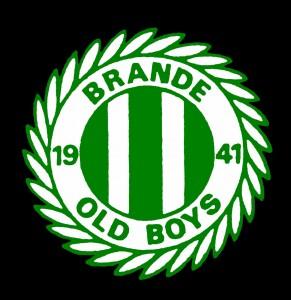 Logo grøn med sort baggrund