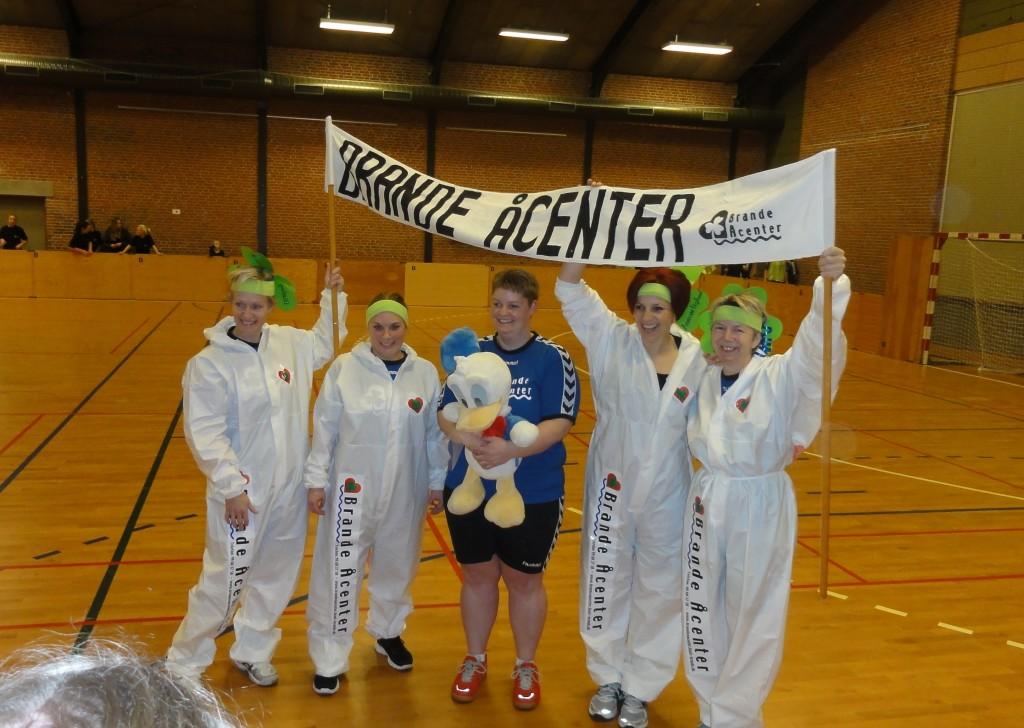 Sjoveste hold Brande Åcenter